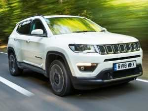 42 Best 2019 Jeep Compass Review Exterior