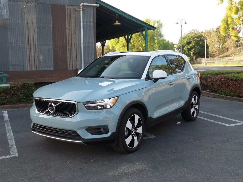 42 Best 2019 Volvo Xc40 Owners Manual Performance And New Engine