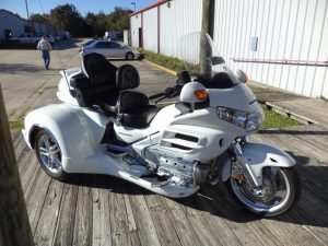 2020 Honda Goldwing Trike