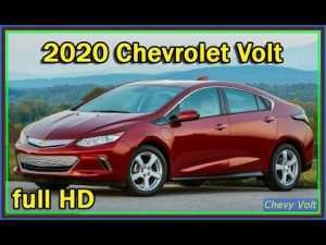 42 Best Chevrolet Volt 2020 Concept and Review