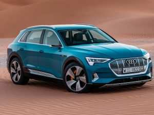 42 New 2019 Audi Electric Car Picture