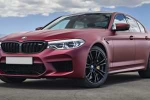 42 New 2019 Bmw M5 Price Research New