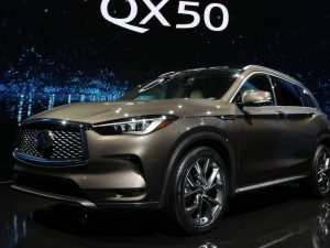 42 New 2019 Infiniti Qx50 Dimensions Specs and Review