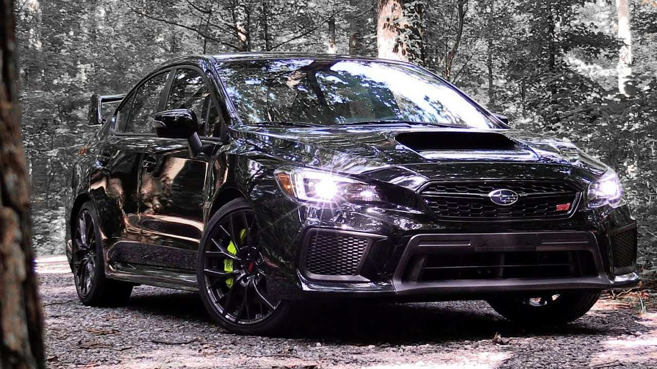 42 New 2019 Subaru Hatchback Sti Specs And Review