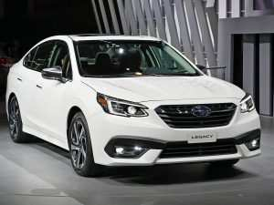 42 New 2020 Subaru Legacy Redesign Overview