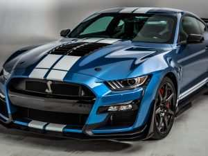 42 New Ford Gt500 Mustang 2020 Review and Release date