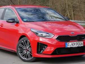 42 New Kia Ceed Gt 2019 Price and Release date