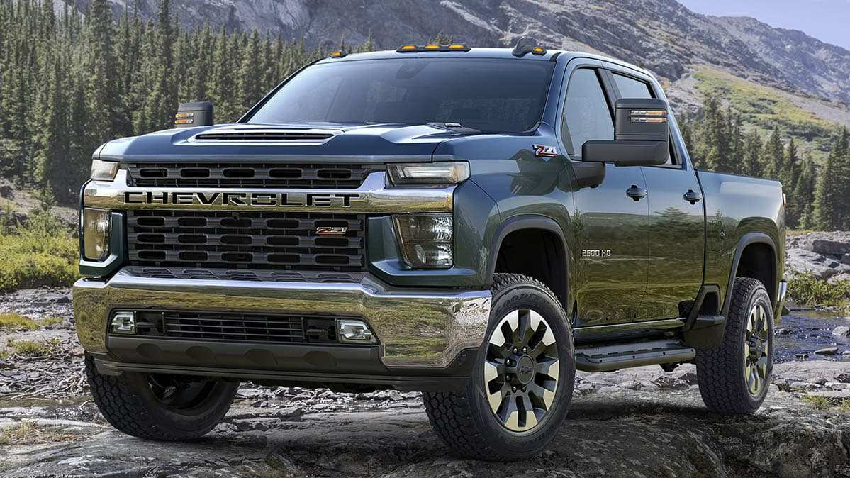 42 New New 2020 Gmc Heavy Duty Trucks Concept And Review