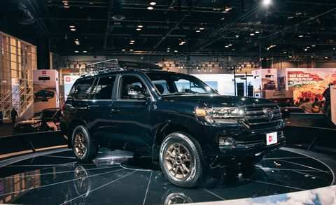 42 New Toyota Land Cruiser 2020 Model Picture