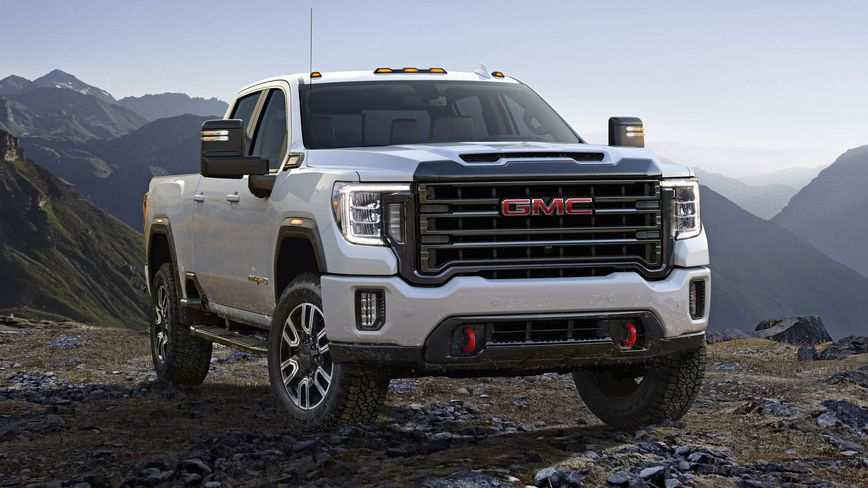 42 New When Will The 2020 Gmc 2500 Be Released Prices
