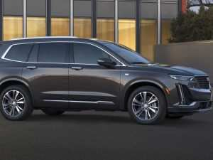 42 The 2019 Cadillac Xt6 Overview