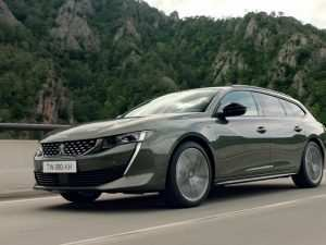 42 The 2019 Peugeot 508 Sw Ratings