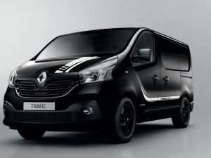 42 The 2019 Renault Trafic Engine