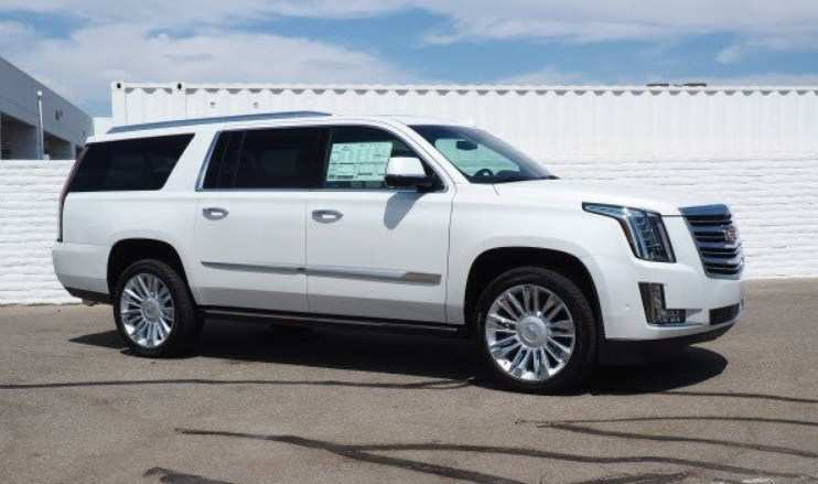 42 The 2020 Cadillac Escalade White Release Date