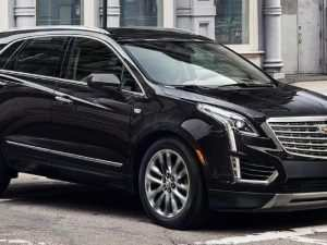 42 The 2020 Cadillac Xt5 Pictures First Drive