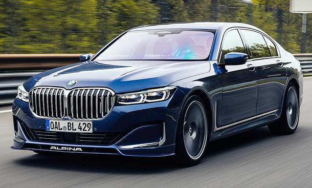 42 The Best 2019 Bmw B7 Pricing