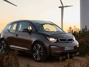 2019 Bmw Electric Car