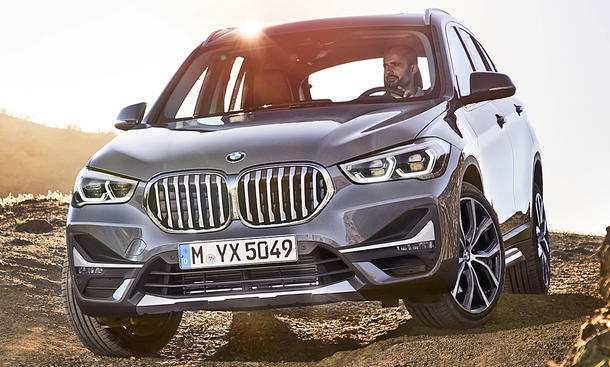 42 The Best 2019 Bmw X1 First Drive