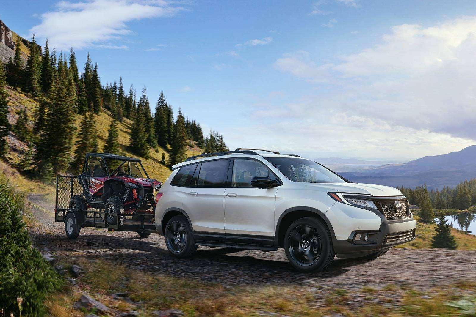 42 The Best 2019 Honda Passport Reviews Price And Release Date