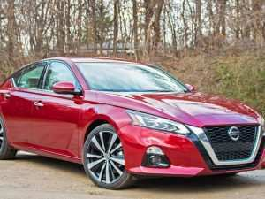 42 The Best 2019 Nissan Altima News Picture