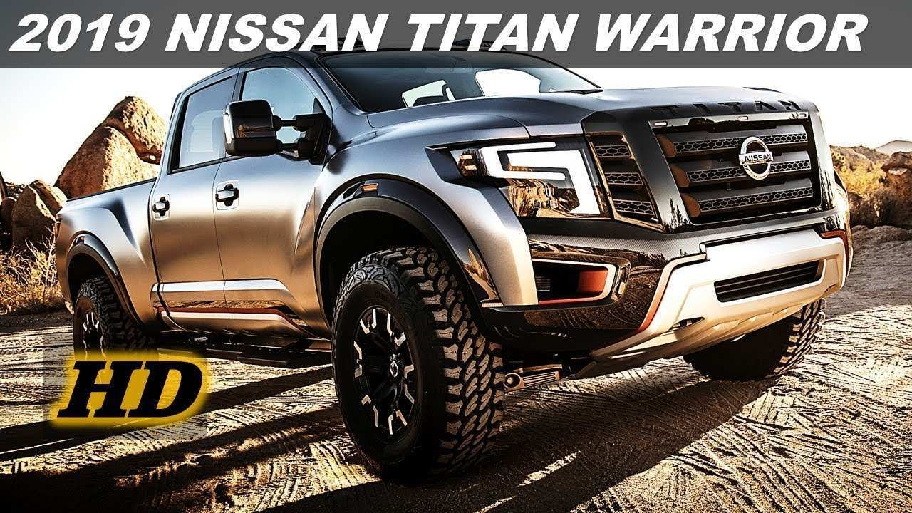 42 The Best 2019 Nissan Titan Nismo New Model And Performance