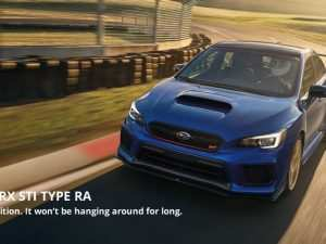 42 The Best 2019 Subaru Sti Ra Performance and New Engine