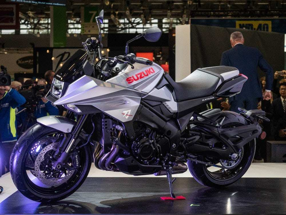 42 The Best 2019 Suzuki Katana Performance And New Engine