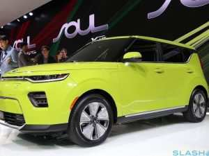 42 The Best 2020 Kia Soul Ev Release Date Redesign