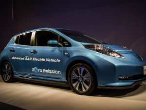 42 The Best 2020 Nissan Leaf Range Release Date and Concept