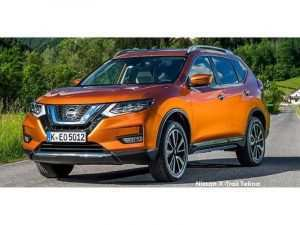 42 The Best 2020 Nissan X Trail Price