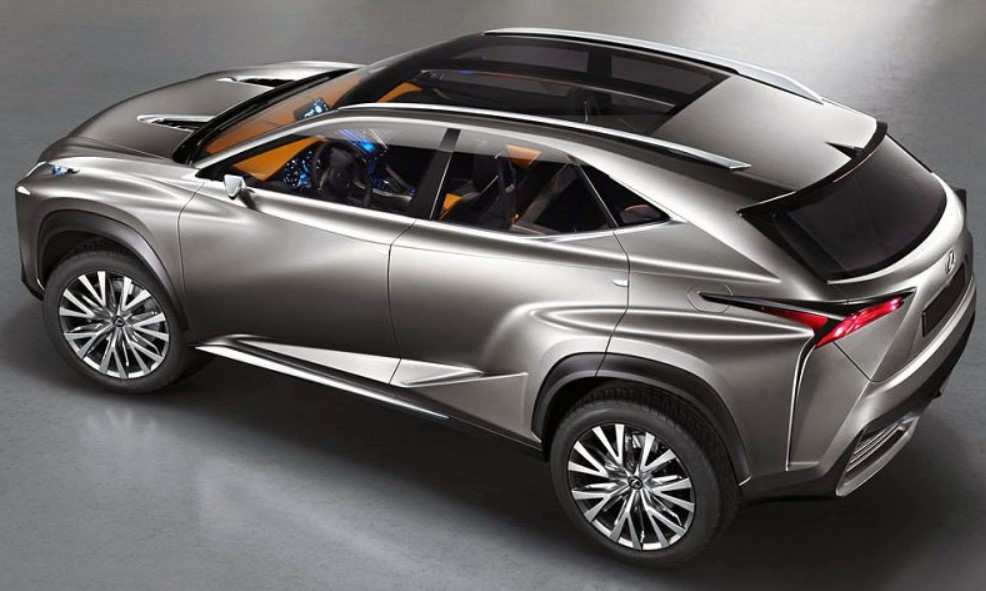 42 The Best Lexus Rx 2020 Redesign Wallpaper