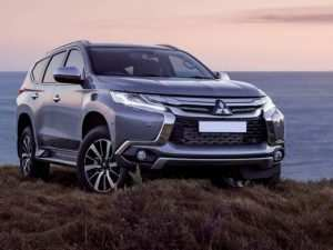 42 The Best Mitsubishi Shogun 2020 Picture