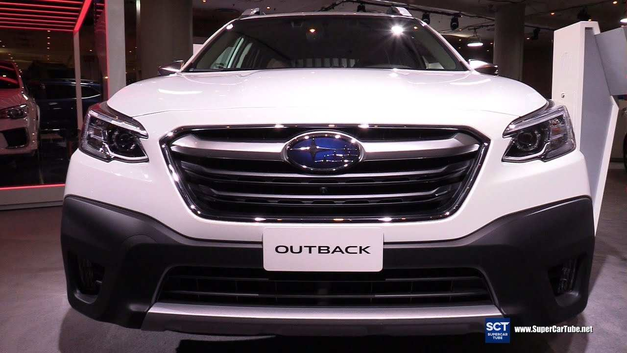 42 The Best Subaru Outback 2020 New York Performance
