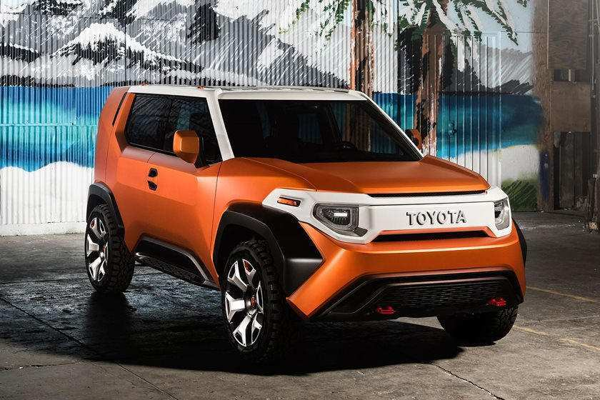 42 The Best Toyota Fj Cruiser 2020 Release Date And Concept
