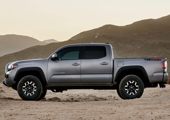 42 The Best Toyota Tacoma Hybrid 2020 Release