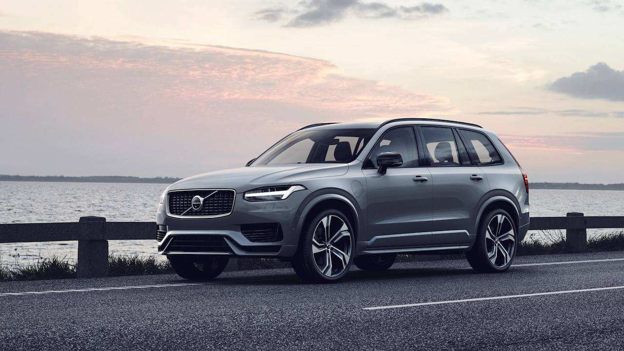 42 The Best Volvo Xc90 Model Year 2020 Speed Test