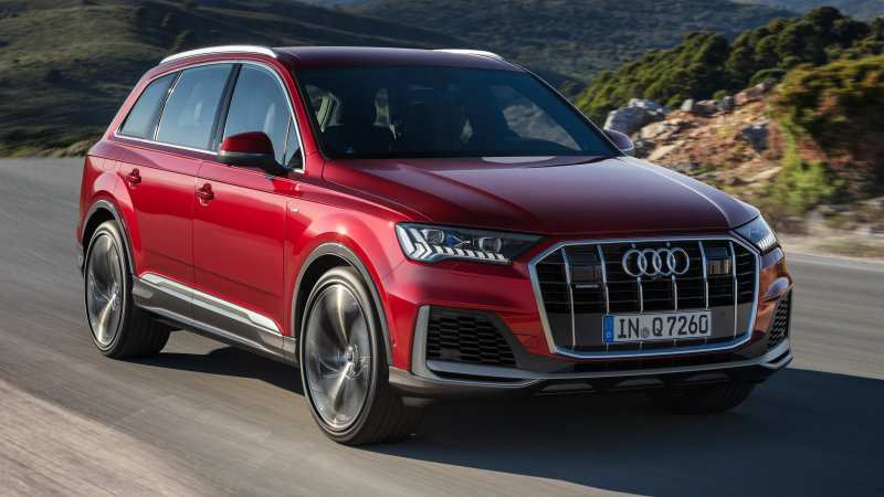 42 The Best When Will The 2020 Audi Q7 Be Available Model