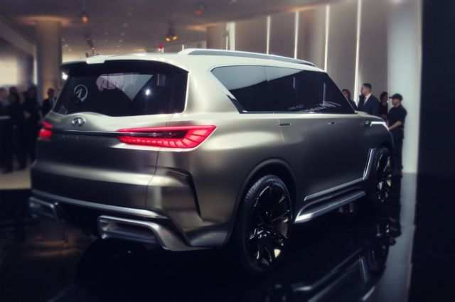 42 The Infiniti 2020 Qx80 Specs And Review