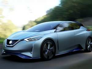 42 The Nissan Leaf 2020 Release Date