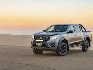 42 The Nissan Pickup 2020 Performance
