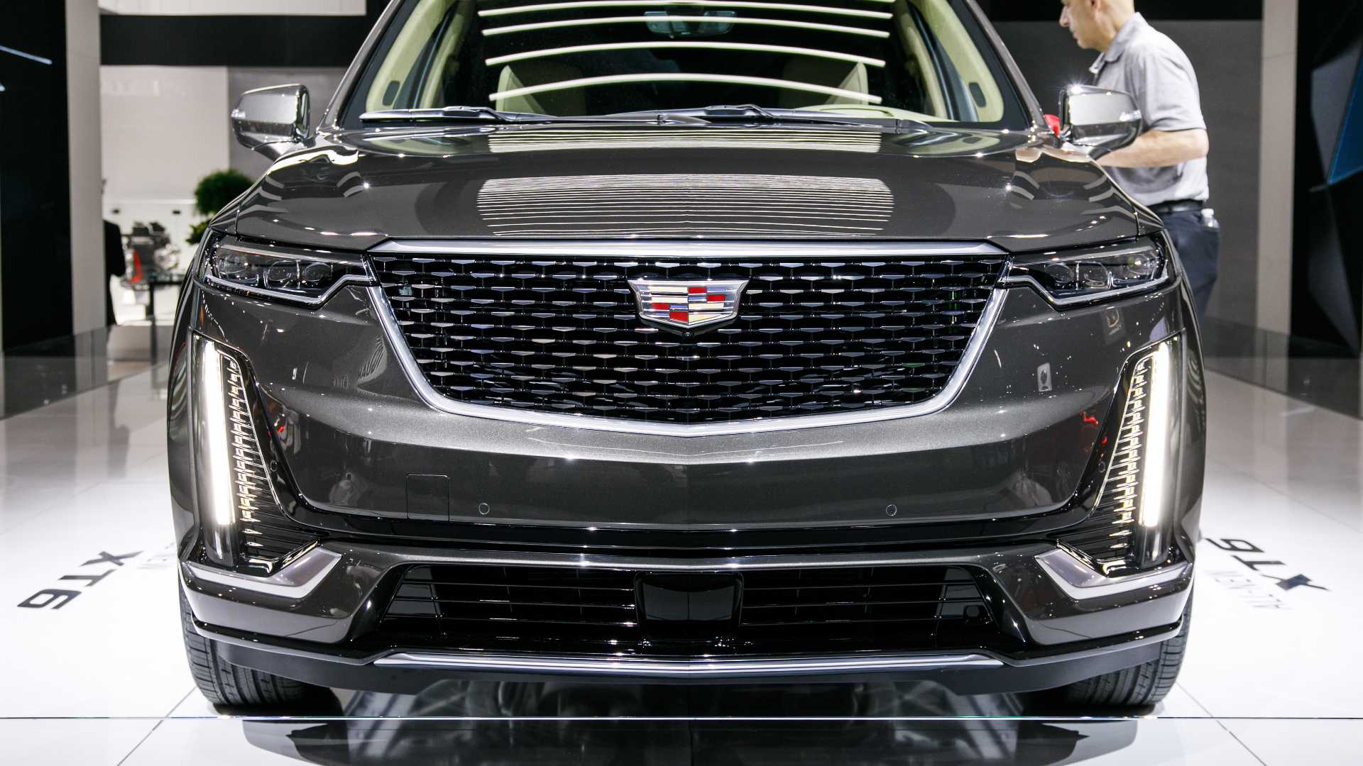 42 The Pictures Of 2020 Cadillac Xt6 New Concept