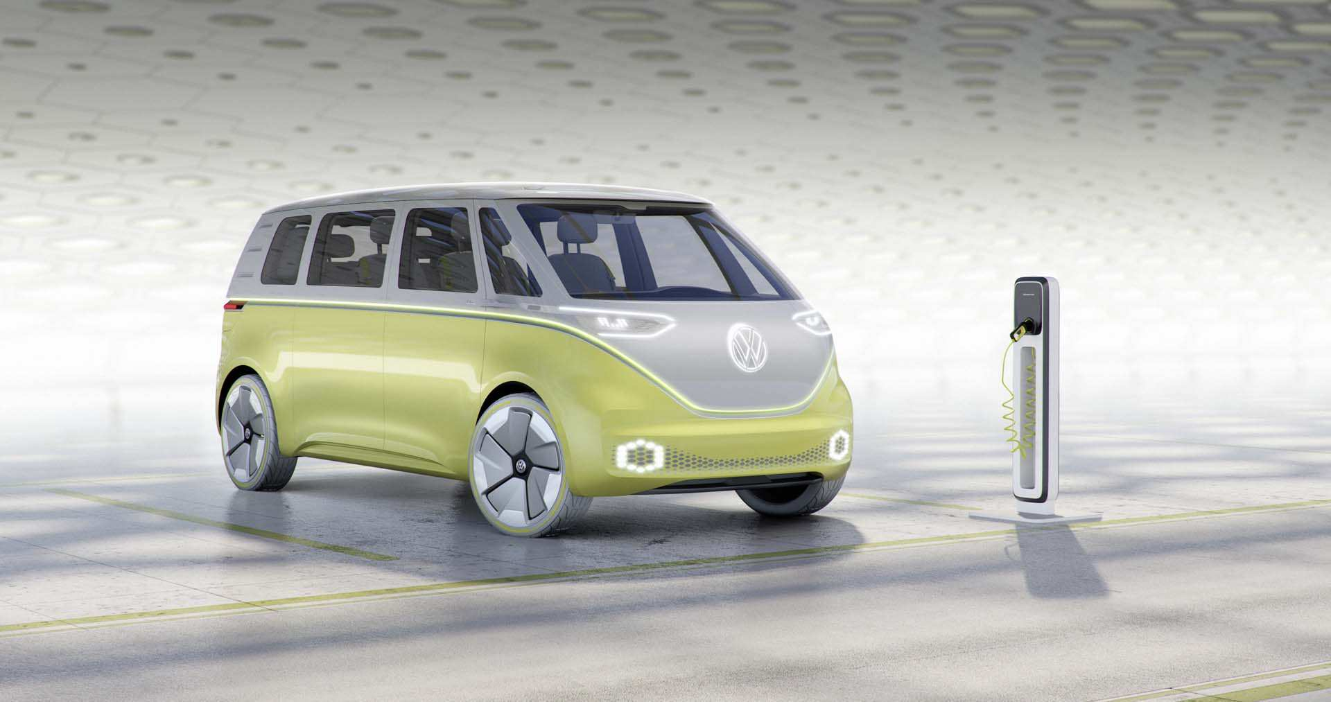 42 The Volkswagen Electric Car 2020 Concept
