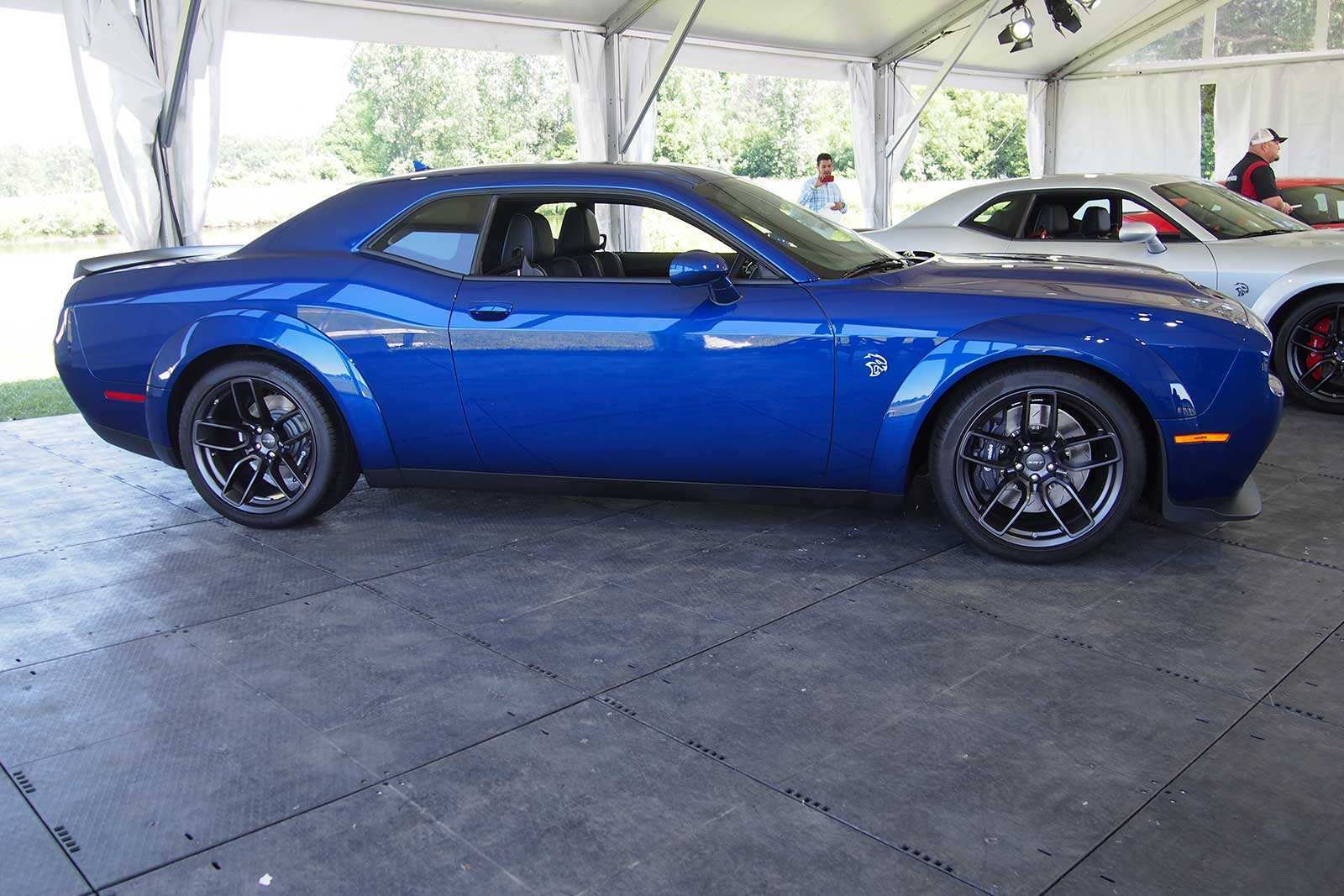 43 A 2019 Chrysler Hellcat Ratings