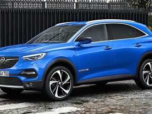 43 A 2019 Opel Suv Ratings