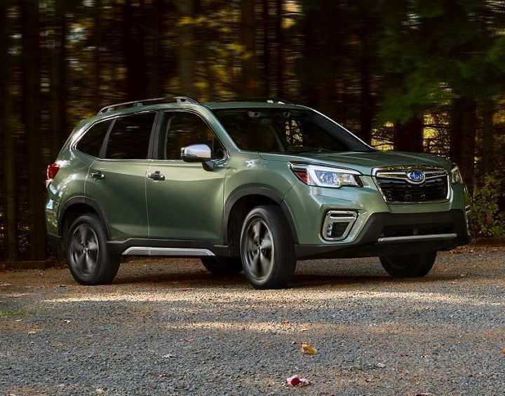 43 A 2019 Subaru Forester Sport 2 Concept And Review