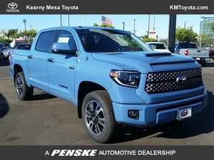 43 A 2019 Toyota Tundra Truck Pictures