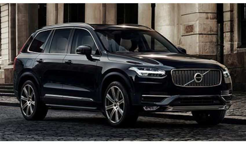 43 A 2019 Volvo Xc90 Release Date Pricing