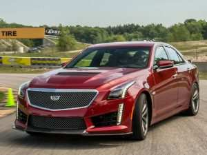 43 A 2020 Cadillac Cts V Horsepower Concept and Review