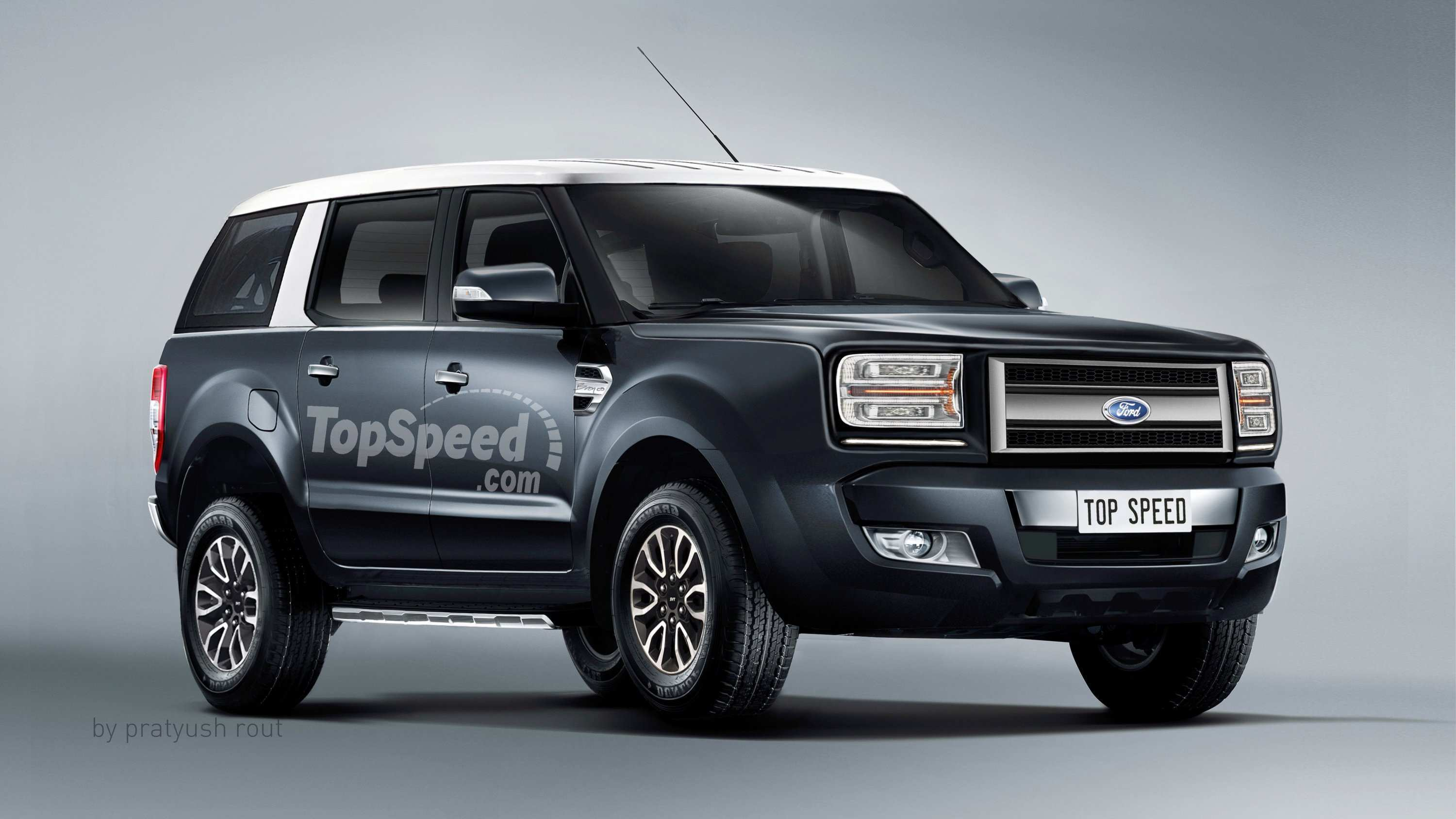 43 A 2020 Ford Bronco Wallpaper Photos