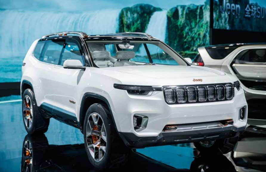 43 A 2020 Jeep Cherokee Limited Redesign